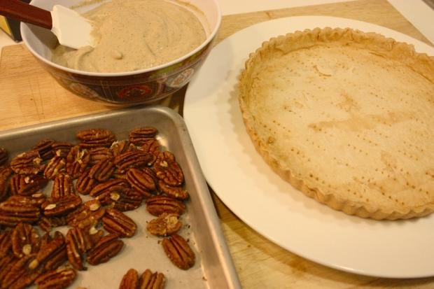 pecan tart 2 LCT
