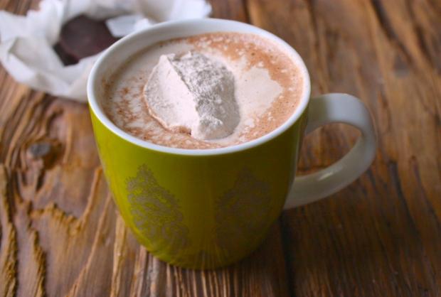Hot Coffee-Chocolate - 1