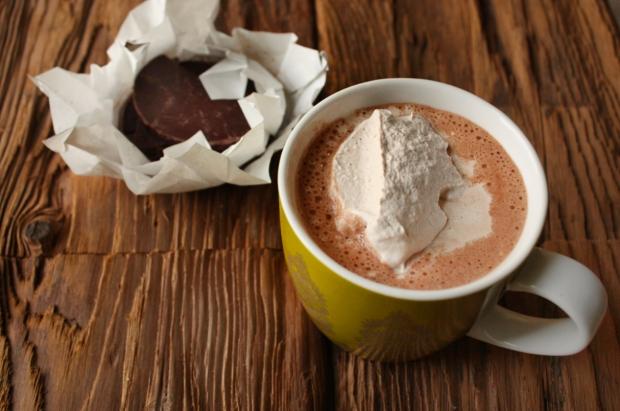Hot Coffee-Chocolate - 2