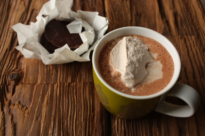 mexican hot chocolate 1