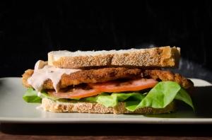 fried chicken sandwich 4 LCT