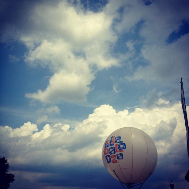 Lolla baloon