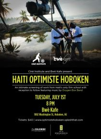 Haiti Optimiste Hoboken