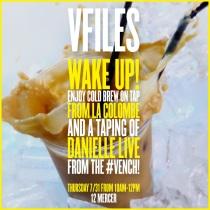VFiles Flier