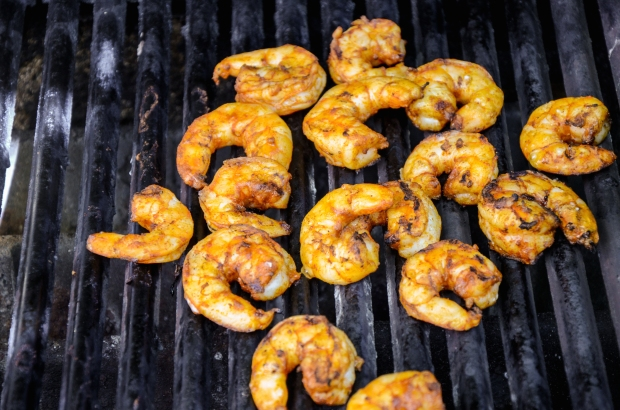 grilled shrimp taco 1 LCT-1