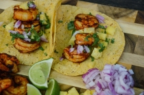 grilled shrimp taco 2 LCT-1