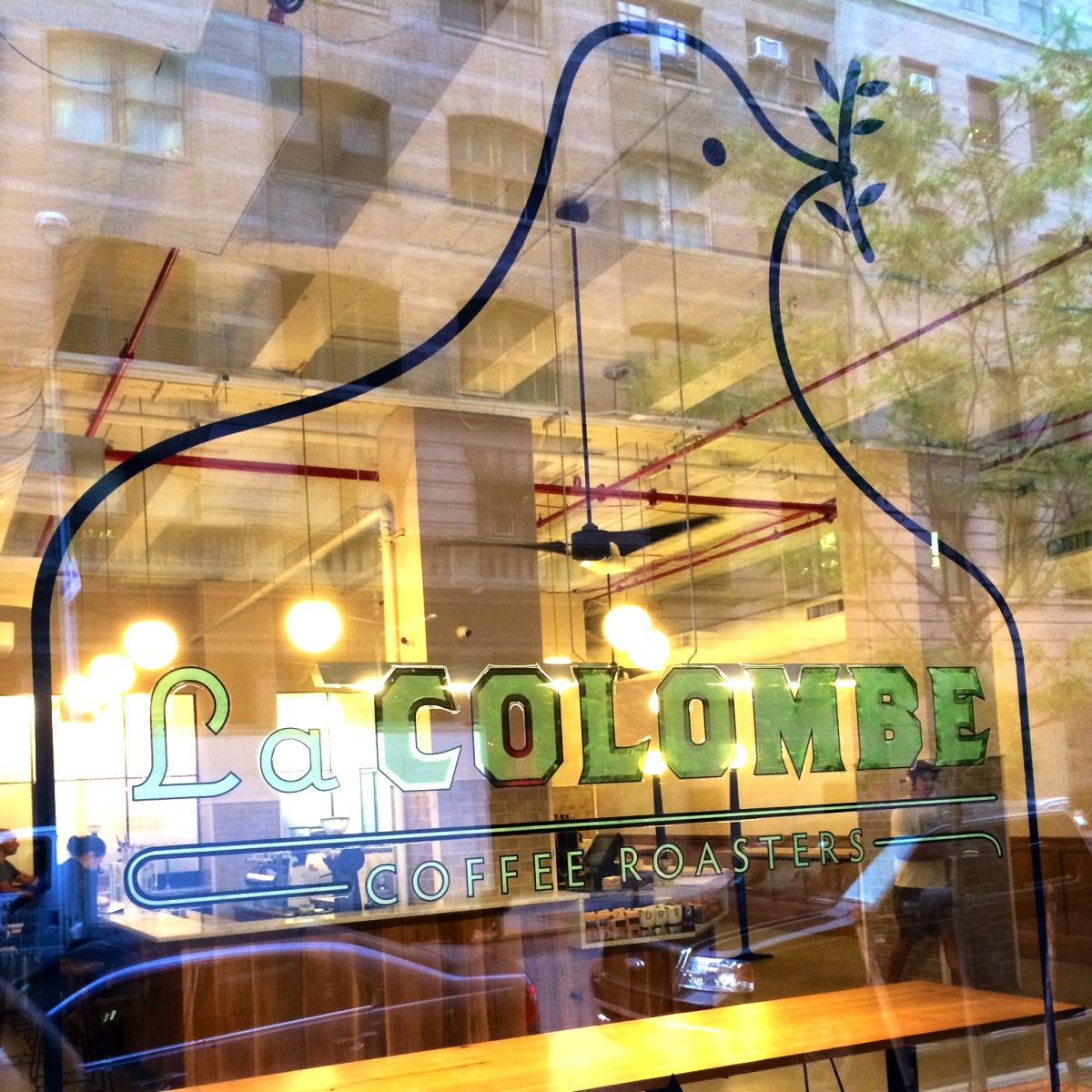 Cafe Colombe Nyc