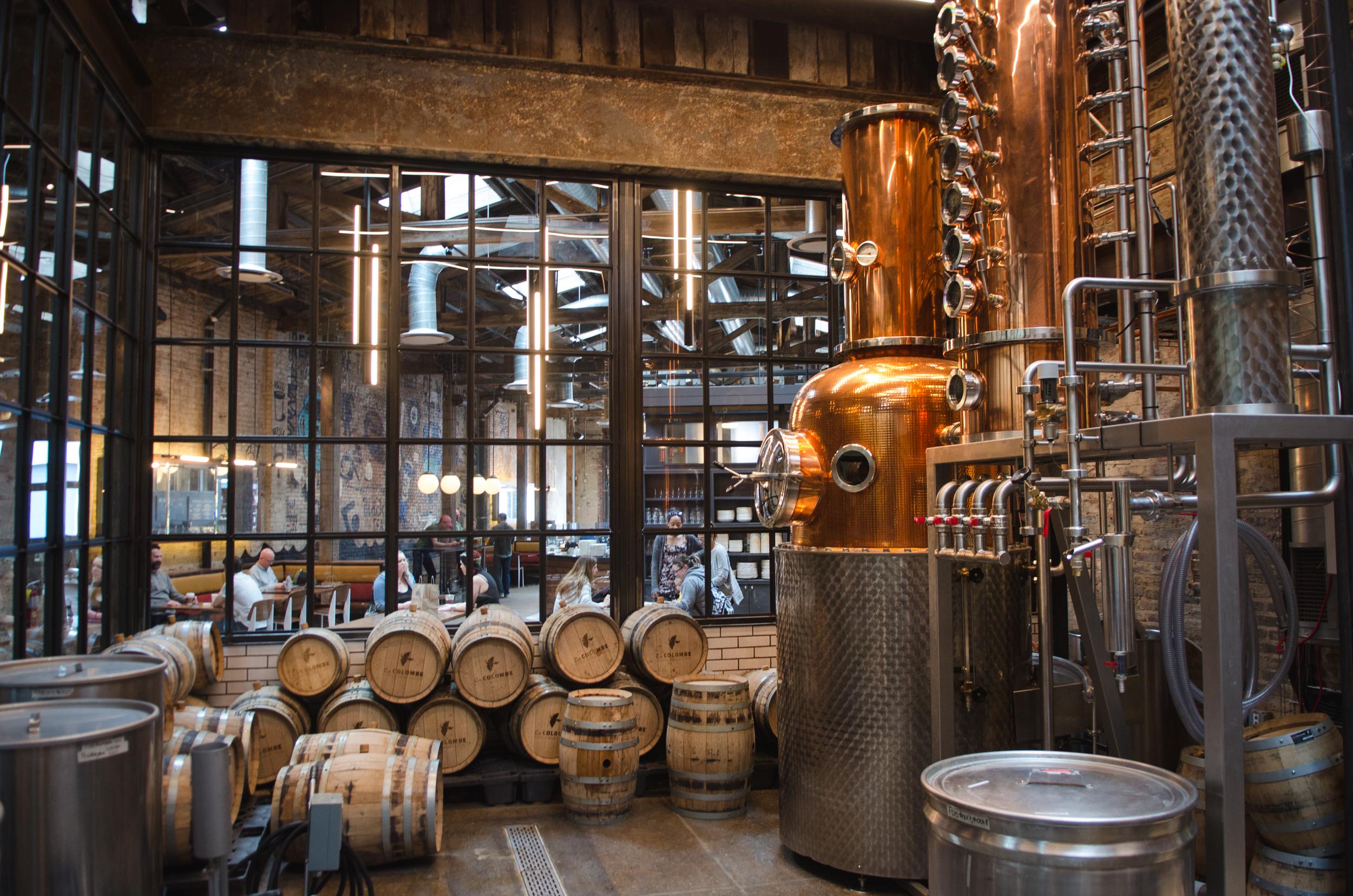 Best Craft Whiskey Distilleries
