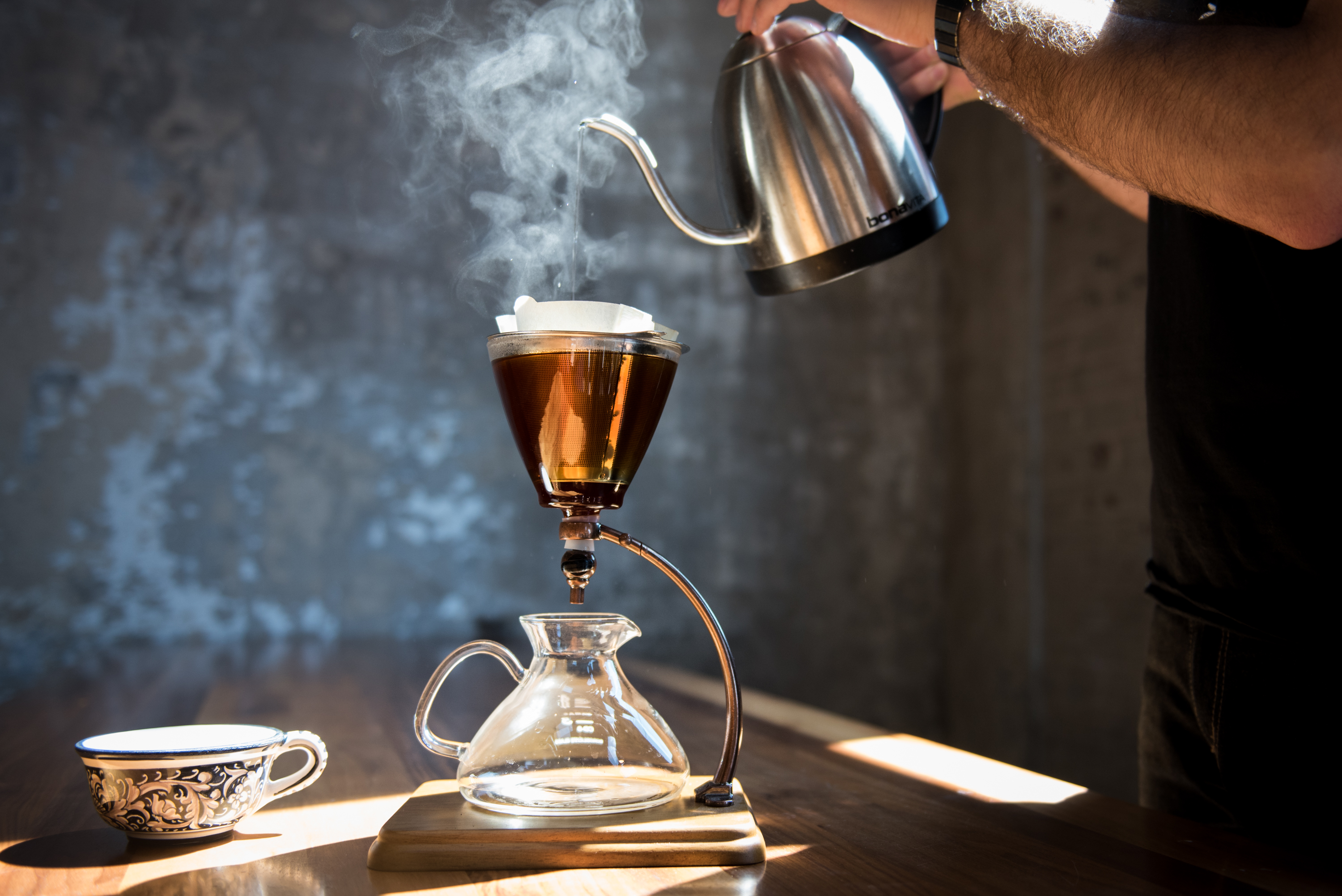 Pour Over Coffee Maker Tips : 3 Tips for Brewing a Solid Silverton Pourover The Daily Grind
