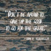 rockefeller motivation