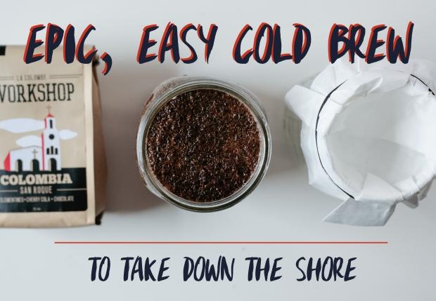 cold brew graphic