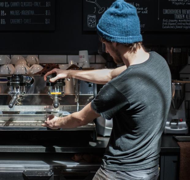 pulling espresso-1