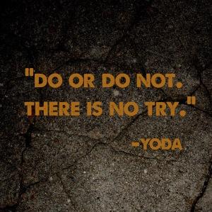 yoda motivation