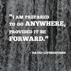 livingstone motivation